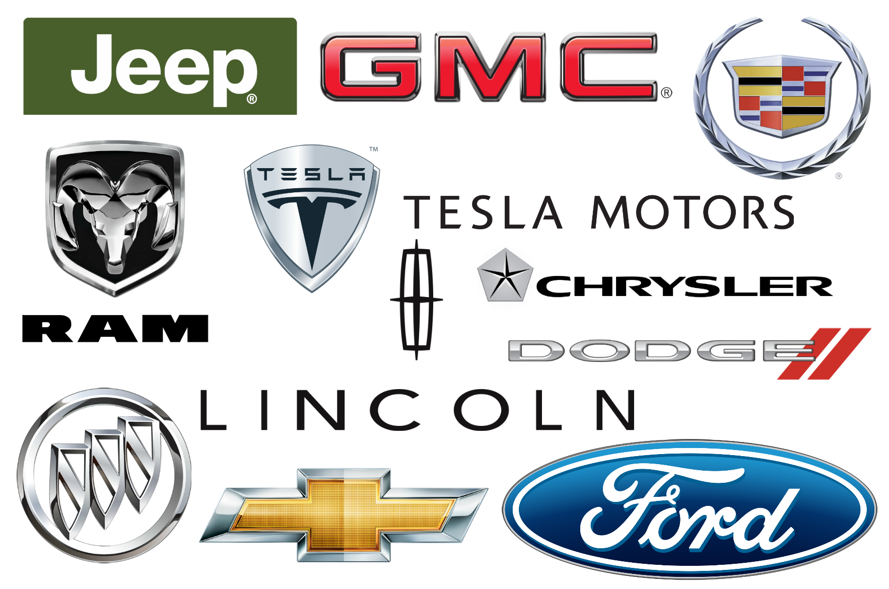 List Of All Car Company Logos With Names Pdf